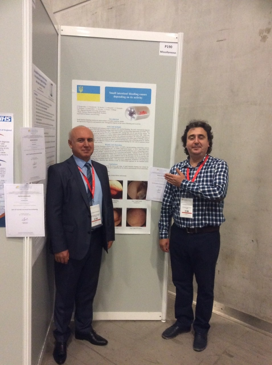 XII European Society of Coloproctology meeting in Berlin (ESCP2017)
